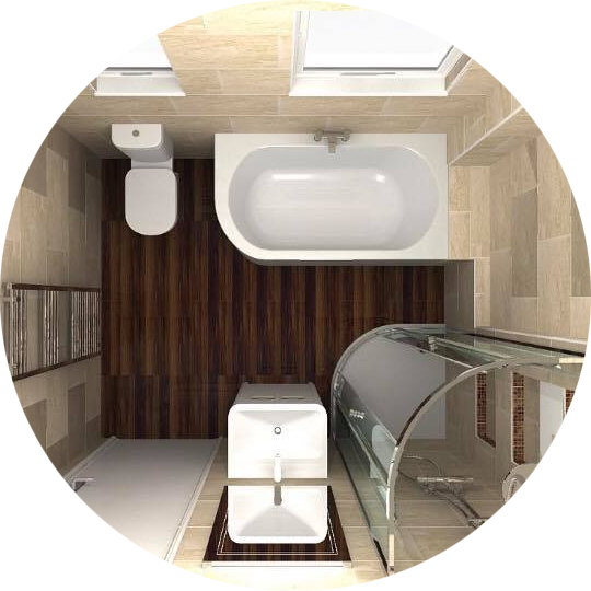 New 3D Bathroom Design