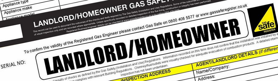 Landlord Gas Safety Check Exeter & Taunton.