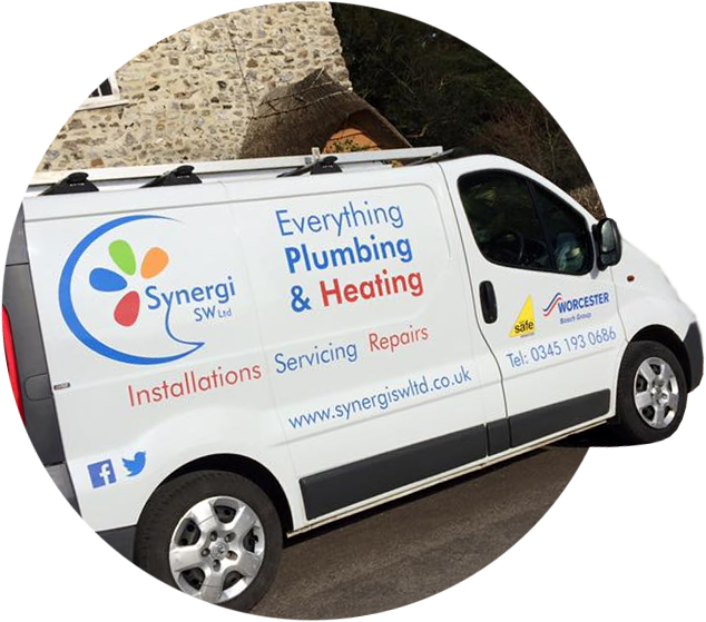 Synergi SW Van for Plumbing Emergencies