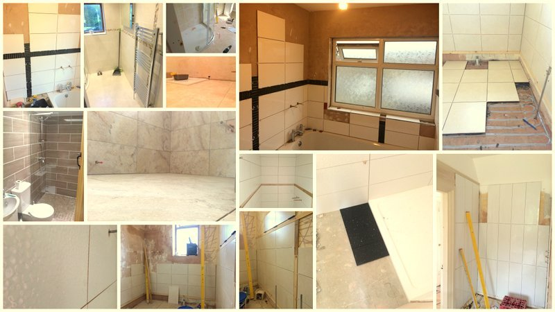 TILING & BATHROOM FITTERS HONITON | EXETER | EXMOUTH | TOPSHAM | WEST HILL | SIDMOUTH