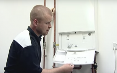 How to Repressurise a Boiler with an External Filling Hose