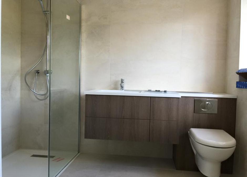 High End Bathroom Referb Honiton, Devon