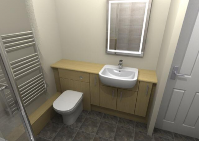 Computer Aided Bathroom Design