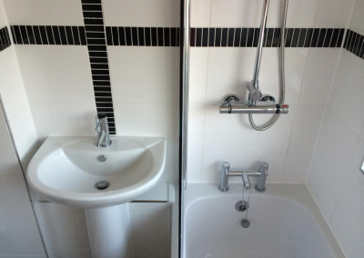 Bathroom Renovation Honiton, Devon