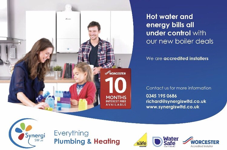 Worcester Boiler Installers, Fitters & Engineers In Sidmouth