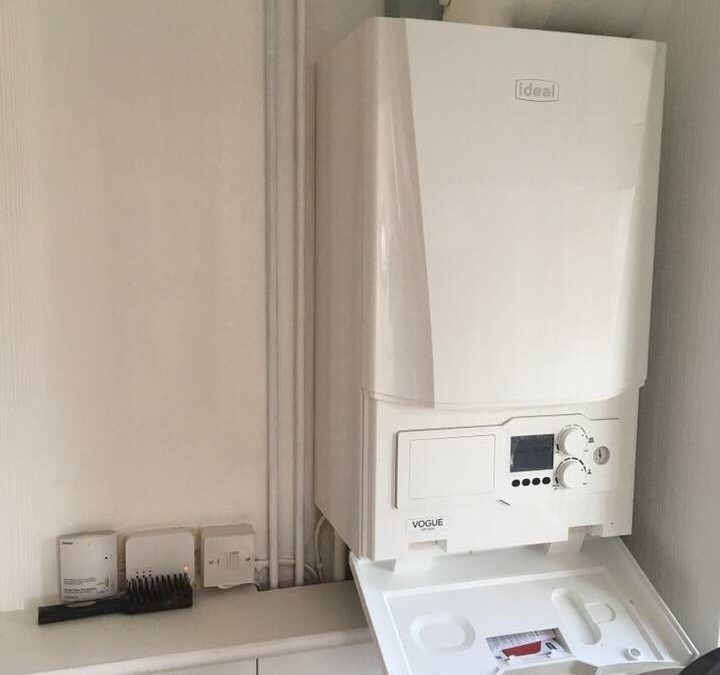 New Boiler Installation Sidmouth by Synergi SW