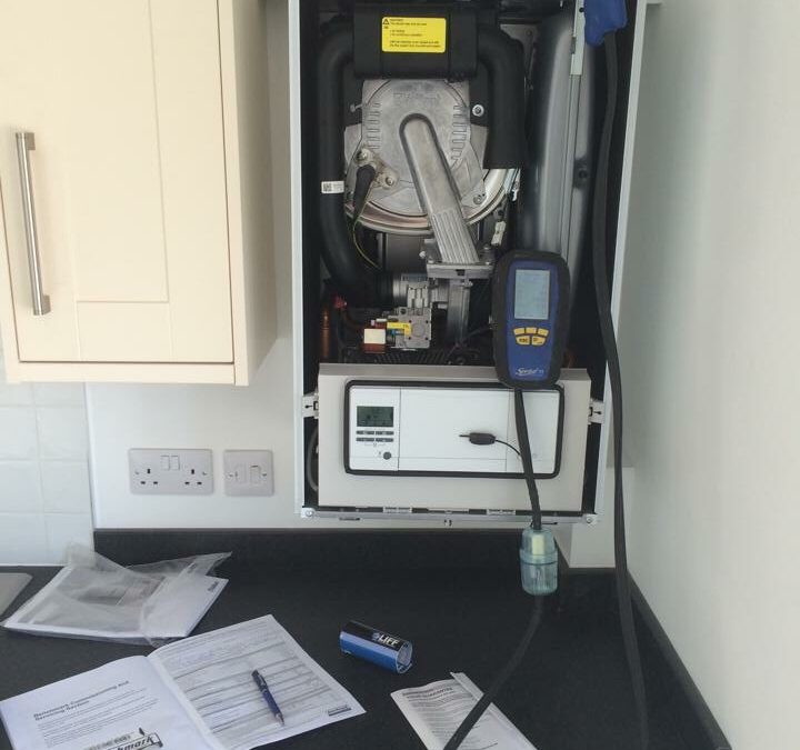 Pre Winter Boiler Check