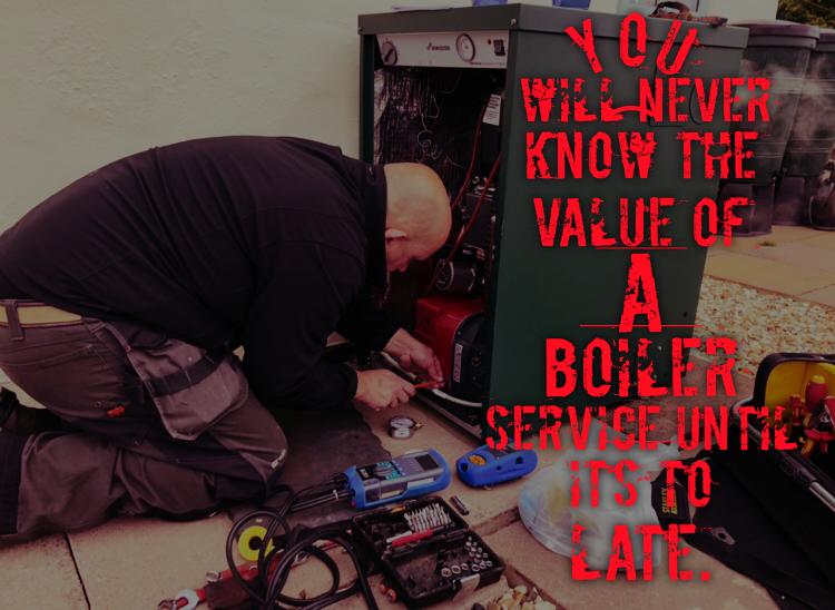 Boiler Service In Exeter